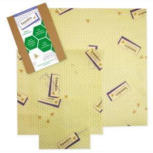 Bee-Skin bijenwasdoeken