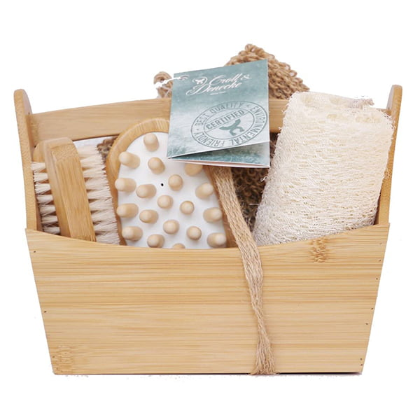Bamboe geschenkset