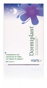 VSM Dormiplant 40 tabletten