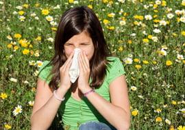 Vijf natuurlijke middelen tegen hooikoorts
