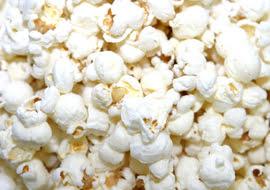 Meer antioxidanten in popcorn dan in fruit