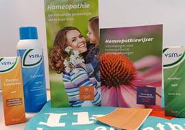Sportkit actie Week van de Homeopathie