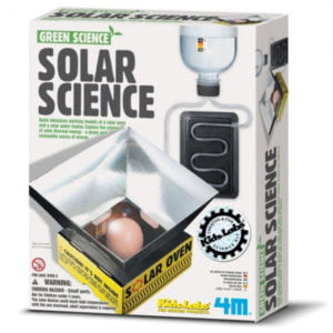 Doe-het-zelf Solar Science