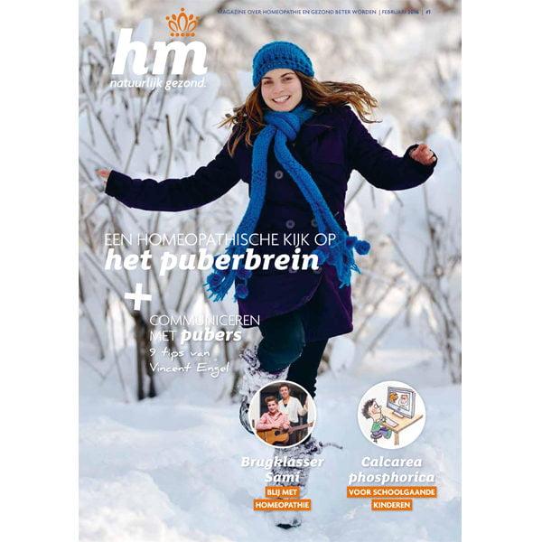 Homeopathie Magazine februari 2016