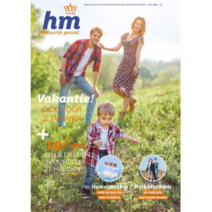 Homeopathie Magazine mei 2016
