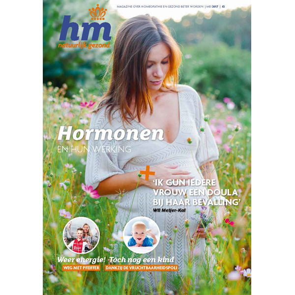 Homeopathie Magazine mei 2017