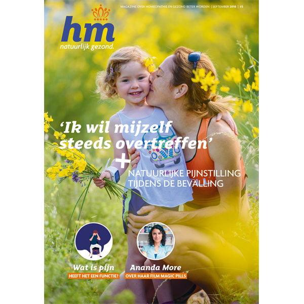 Homeopathie Magazine september 2018
