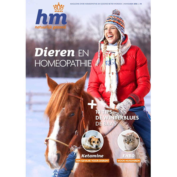 Homeopathie Magazine november 2016