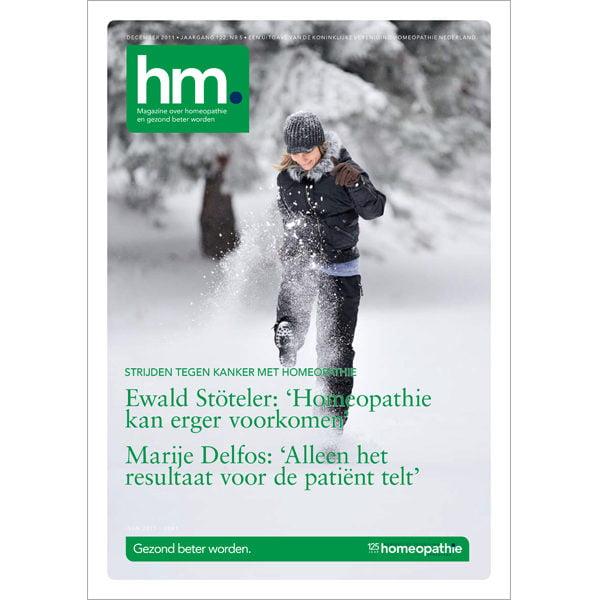 Homeopathie Magazine 5 - 2011