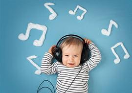 Muziek bij zieke kinderen als medicijn