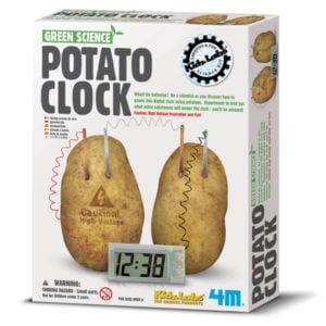 Doe-het-zelf Klok 'Potato'
