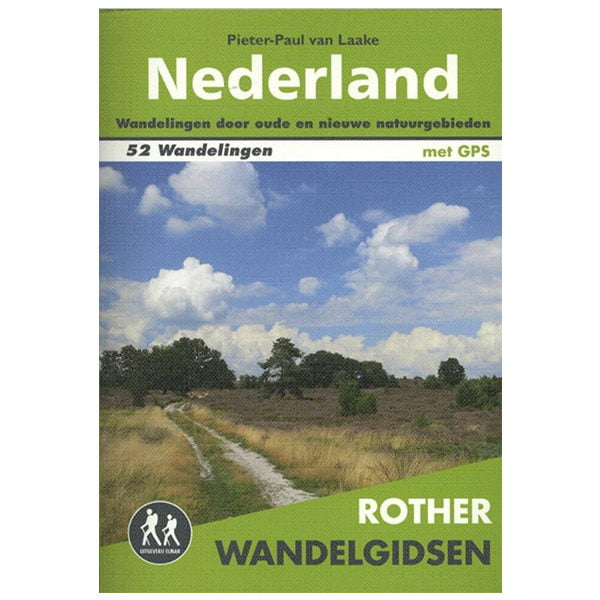 Rother wandelgids Nederland