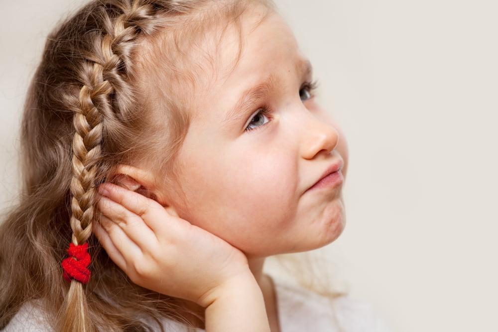 Oorontsteking bij kind