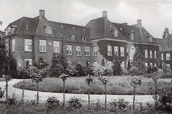 Het Homeopathische Ziekenhuis, Oudenrijn