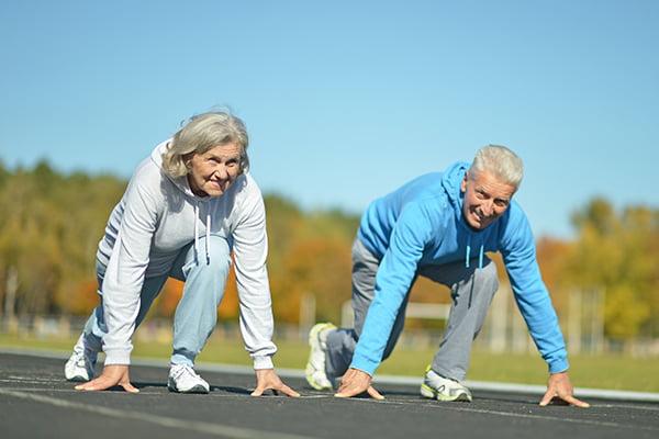 Actieve senioren