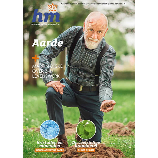 Homeopathie Magazine HM september 2020