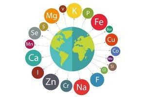 Mineralen: bouwstenen voor ons lichaam