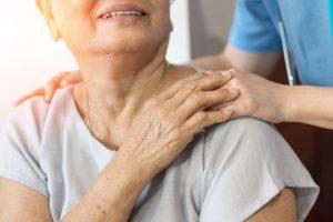Patient negentig jaar