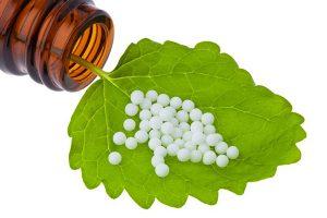 Homeopathische korrels