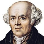 Samuel Hahnemann, grondlegger van de homeopathie