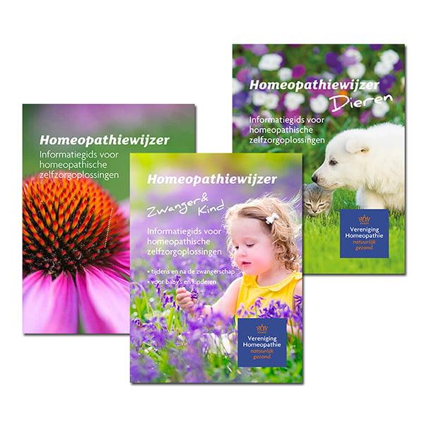Homeopathiewijzers