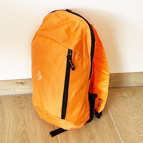 Rugzak oranje