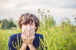 Plantenmiddelen bij allergie