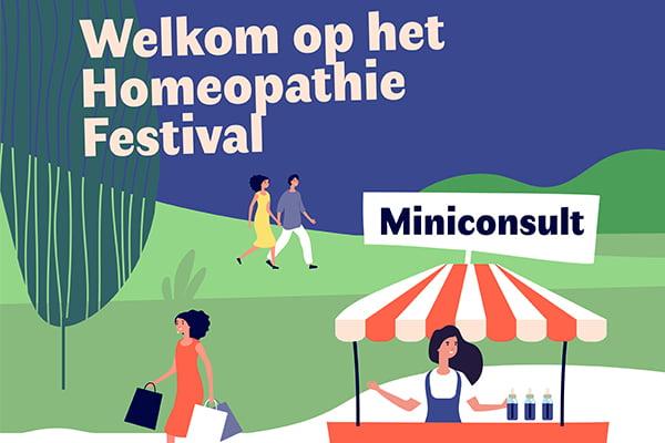 Homeopathie Festival 10 t/m 16 april