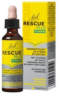 Bach Rescue Plus Vitaminen 2D combi