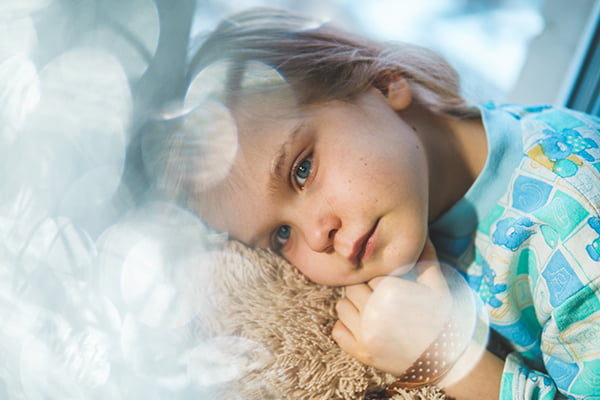 Ziek kind